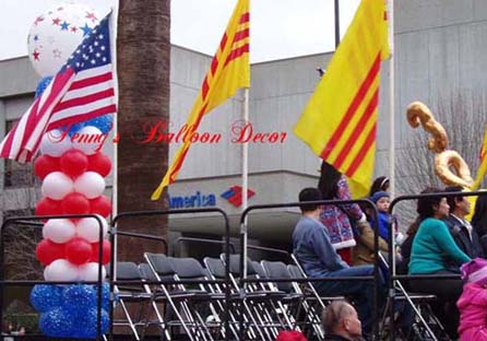 {Prepare for the Parade in Downtown San Jose on Sunday}