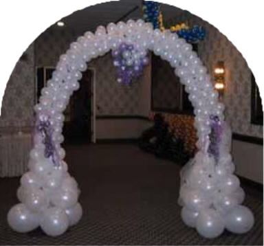 {Twisting Arch is fun for the ceremony}