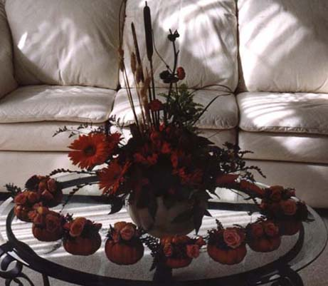 {Centerpiece for the table}