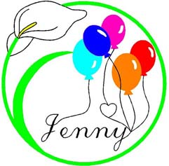 {Click here for Jenny's Balloons Design}