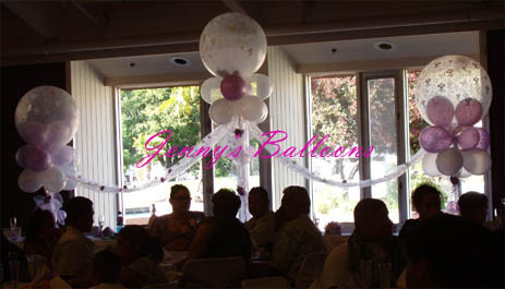 {Beautiful elegant balloon for the party}