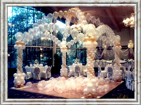 {Bride and Groom Table}